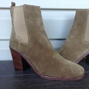 Vince Camuto Signature Sarla suede boots booties